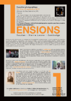 Expo 2013 TENSIONS – Dossier Presse