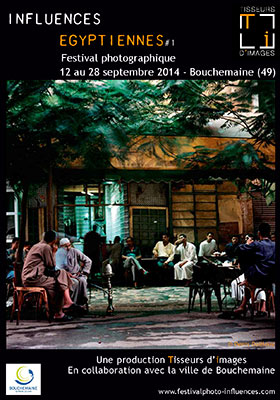 programme Festival Photographique Influences Egyptiennes 2014