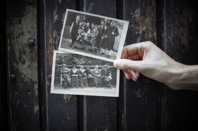 photo anciennes espo sur les murs