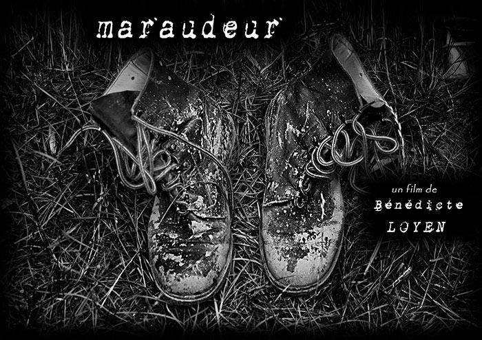 Affiche film Maraudeur de Benloÿ