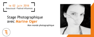 stage photographique pour Ados Marine Oger