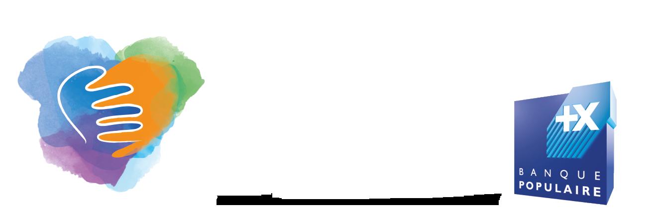 logo partenaire Fondation d'entreprise Banque Populaire Atlantique