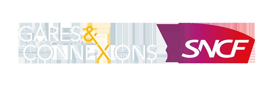 Logo partenaire SNCF Gare et connexions